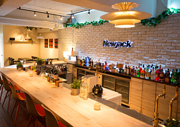 Dining&Flair Bar Newjack